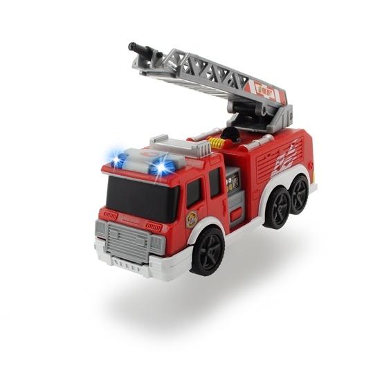 Dickie Toys, Brandbil Ljud & Ljus 15 cm