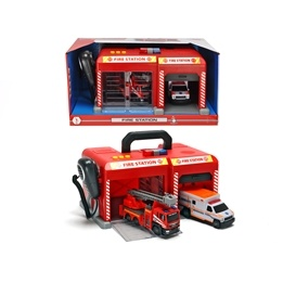 Dickie Toys, S.O.S. Brandstation