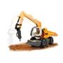 Dickie Toys, Excavator Grävmaskin med Ljus & Ljus