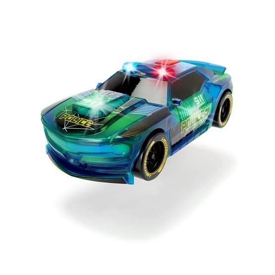Dickie Toys, Lightstreak Police med ljud & ljus