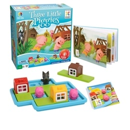 SmartGames, Three Little Piggies