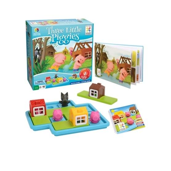 SmartGames, Three Little Piggies