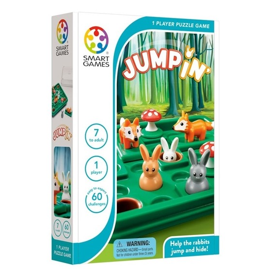 SmartGames, Jump In