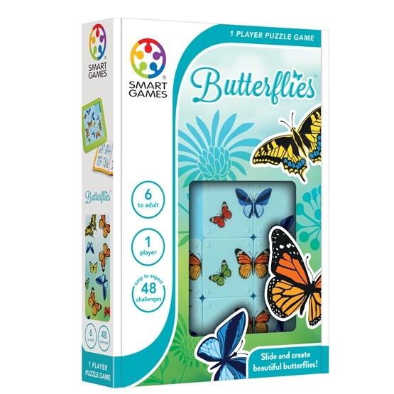 SmartGames, Butterflies