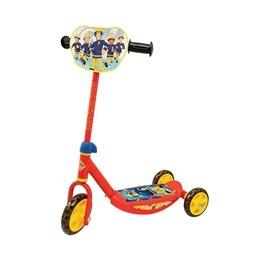 Fireman Sam, Sparkcykel 3-hjul