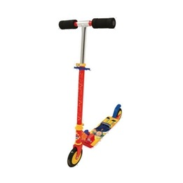 Fireman Sam, Sparkcykel 2-hjul