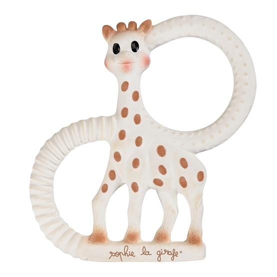 Sophie the Giraffe, Bitleksak i naturgummi, Giraff extra mjuk
