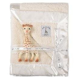 Sophie the giraffe, Sophie Prestige Filt 85 x 73 cm