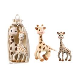 Sophie the Giraffe, Set med Mjukdjur & Plastdjur