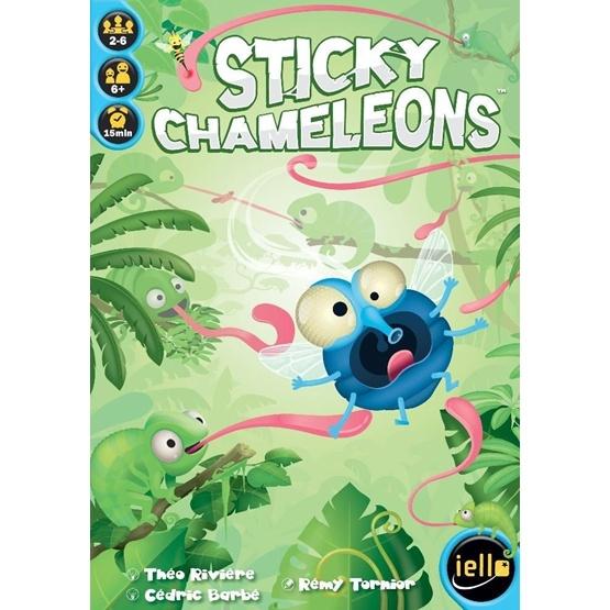 Sticky Chameleons (Eng)