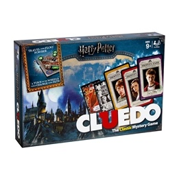Cluedo – Harry Potter (Eng)