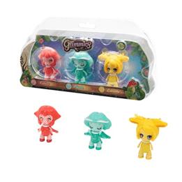 Glimmies, Pluma, Rubina & Cornélie 3-pack