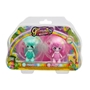 Glimmies, Rainbow Friends 2-pack - Flora & Mousy