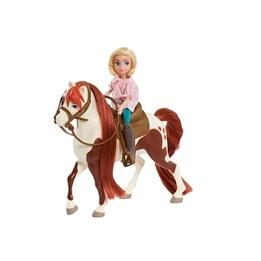 Spirit, Docka & Häst - Abigail & Boomerang