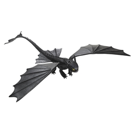 Dragons, Toothless
