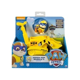 Paw Patrol, Basic vehicle with pup - Rubble