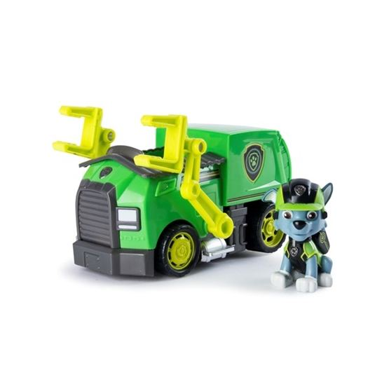 Paw Patrol, Rockys Mission Paw Recycling Truck