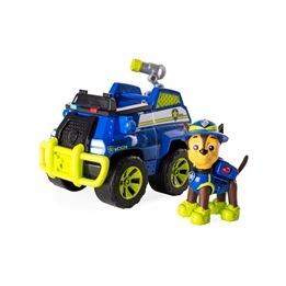 Paw Patrol, Jungle basic Vehicle, Chases Cruiser