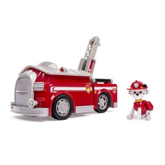 Paw Patrol, Feature vehicle Marshall
