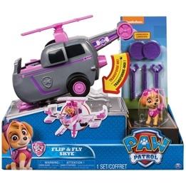 Paw Patrol, Flip & Fly fordon - Sky