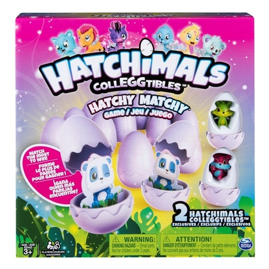 Hatchimalls, Hatchy Matchy Game
