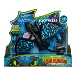 Dragons, The Hidden World - Deluxe Dragon - Toothless