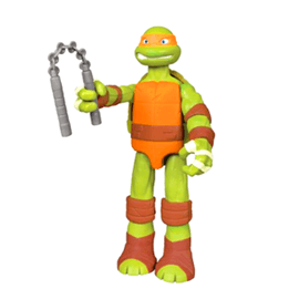 Ninja Turtles, TMNT Mutant XL - Michelangelo