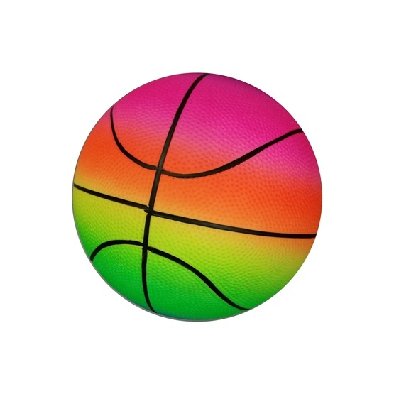 SportMe, Basketboll Rainbow 22 cm