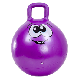 SportMe, Hoppboll 45 cm Lila