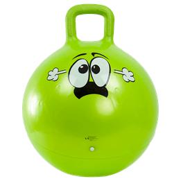 SportMe, Hoppboll 45 cm Grön
