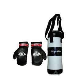 SportMe - Boxningssäck med handskar 1 kg