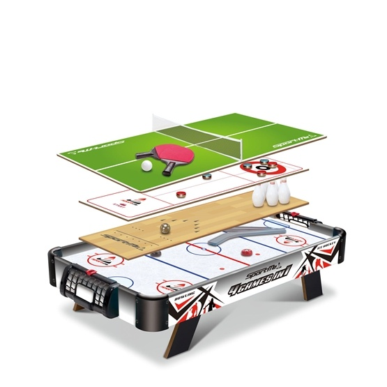SportMe, Combobord Hockey, Pingis, Bowling, Curling