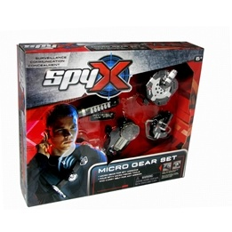 SpyX, Micro Gear agentset
