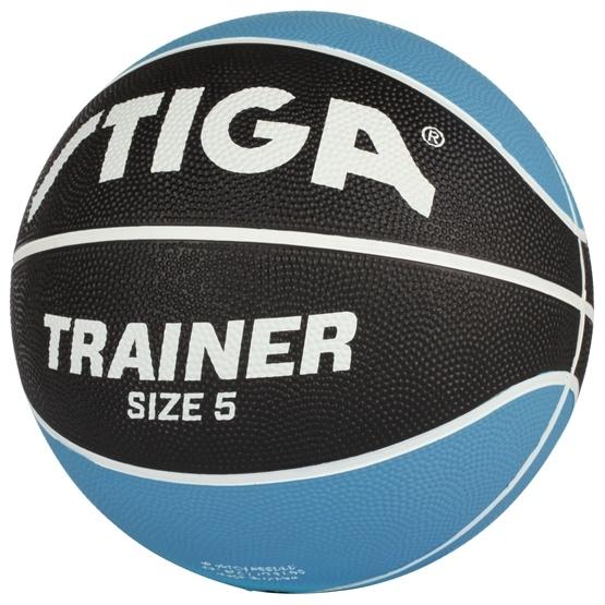STIGA, Basketboll, Trainer, storlek 5, Blå