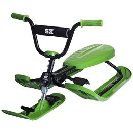STIGA, Snowracer Curve SX Color Pro, grön