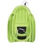 STIGA, Cruiser baby green med bälte och dyna