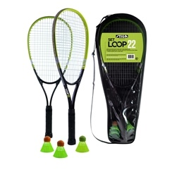 STIGA, Speed Badminton set Loop 22