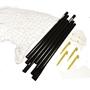 STIGA, Badminton, Nät och stolpar