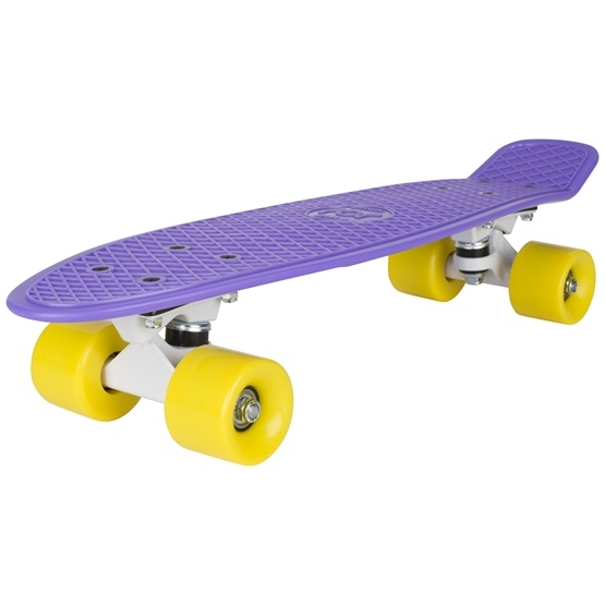 STIGA, Skateboard JOY, lila
