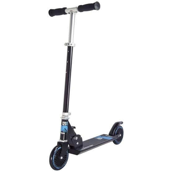 STIGA, Sparkcykel, Kick Scooter Comet 120-S, svart/blå