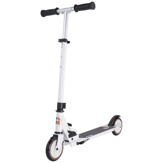 STIGA, Sparkcykel Track 120-S, vit
