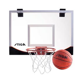 STIGA, Basketkorg med Boll, Mini Hoop 23