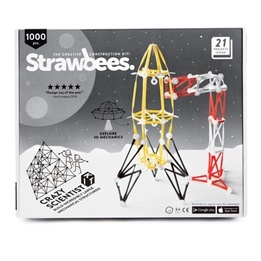 Strawbees, Crazy Scientist Kit