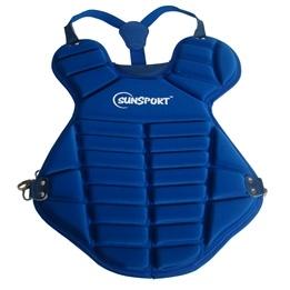 Sunsport, Baseboll Bröstskydd, svart