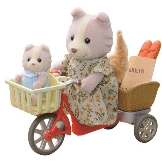Sylvanian Families, Cykeltur med mamma