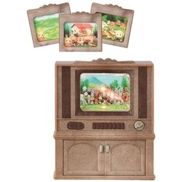 Sylvanian Families, Lyxig färg-tv