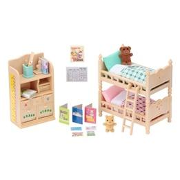 Sylvanian Families - Möbler till barnens sovrum