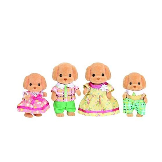 Sylvanian Families, Familjen Pudel
