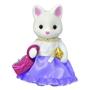 Sylvanian Families, Town - Silk Cat Girl