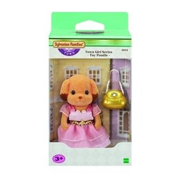 Sylvanian Families, Town - Toy Poodle Girl